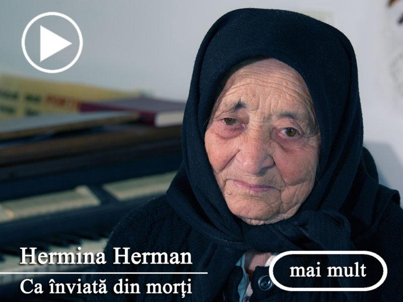 Hermina Herman - Oameni si istorii