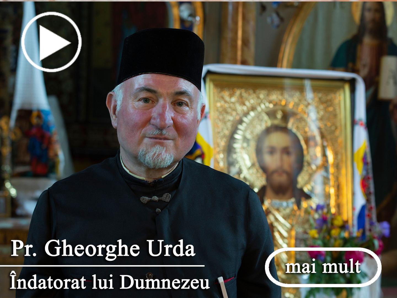 pr. Gheorghe Urda - thumbnail