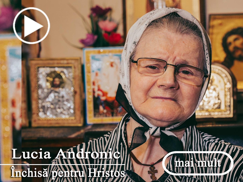 Lucia Andronic - Oameni si istorii