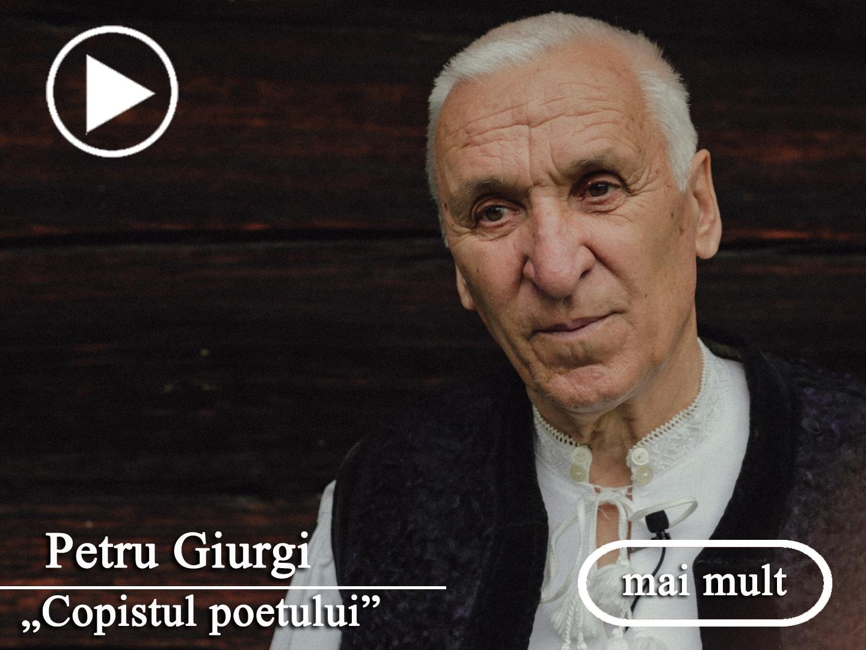 Petru Giugi - Copistul Poetului